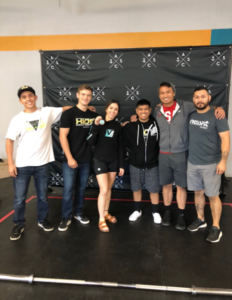 866d0df03e3 XIOS Strength   Conditioning weightlifting athletes and team in Milpitas